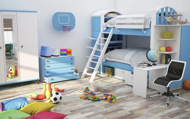 Критерии выбора детской мебели