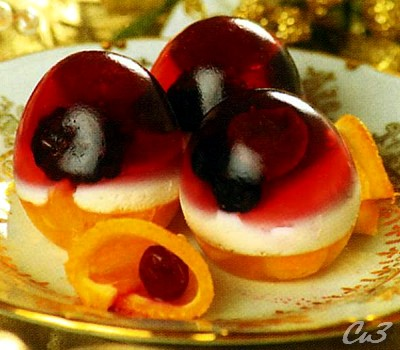 Десертные яйца