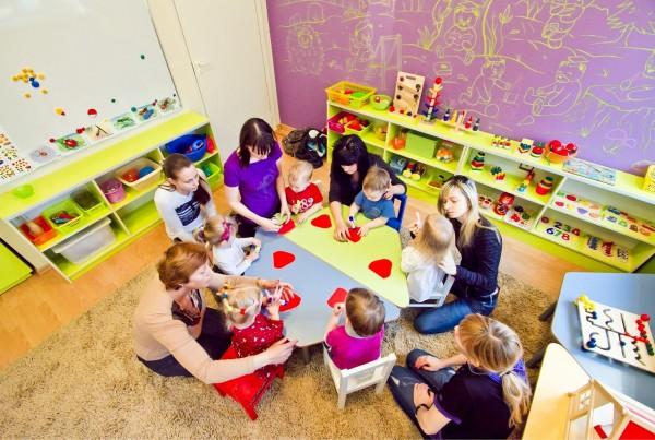 Варианты детского досуга в Москве