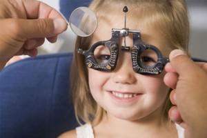 Зрение у вашего ребенка, есть ли повод для паники?
