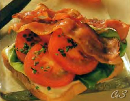 Сэндвич для ланча