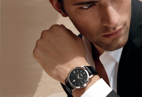 Часы как основная часть стиля мужчин