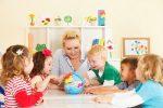 Зачем нужно ходить в детский сад