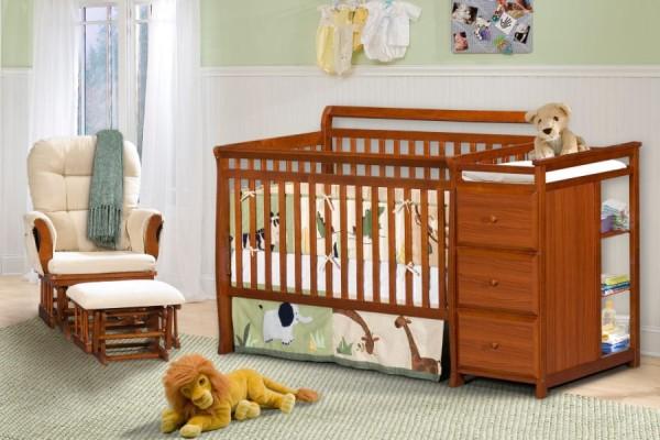 Правила выбора кроватки для новорожденного