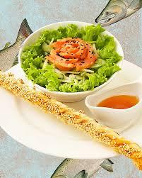Заправка для зелёного салата