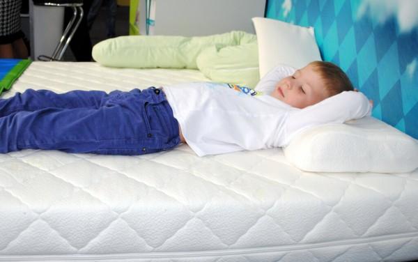 Ортопедические детские матрасы для правильной осанки вашего ребенка